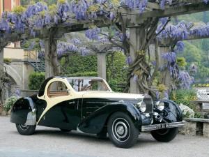 Bugatti Type 57C Atalante, 1936 год