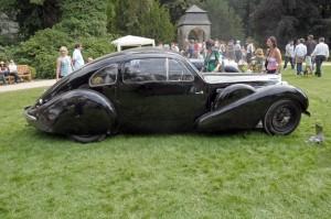 Bugatti Type 64 – доработанный Type 57 с 4,4-литровым двигателем