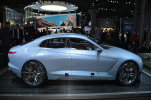 Hyundai Genesis New York Concept 2016