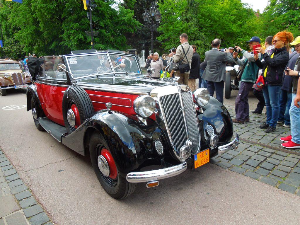 Horch 930V 1938 года