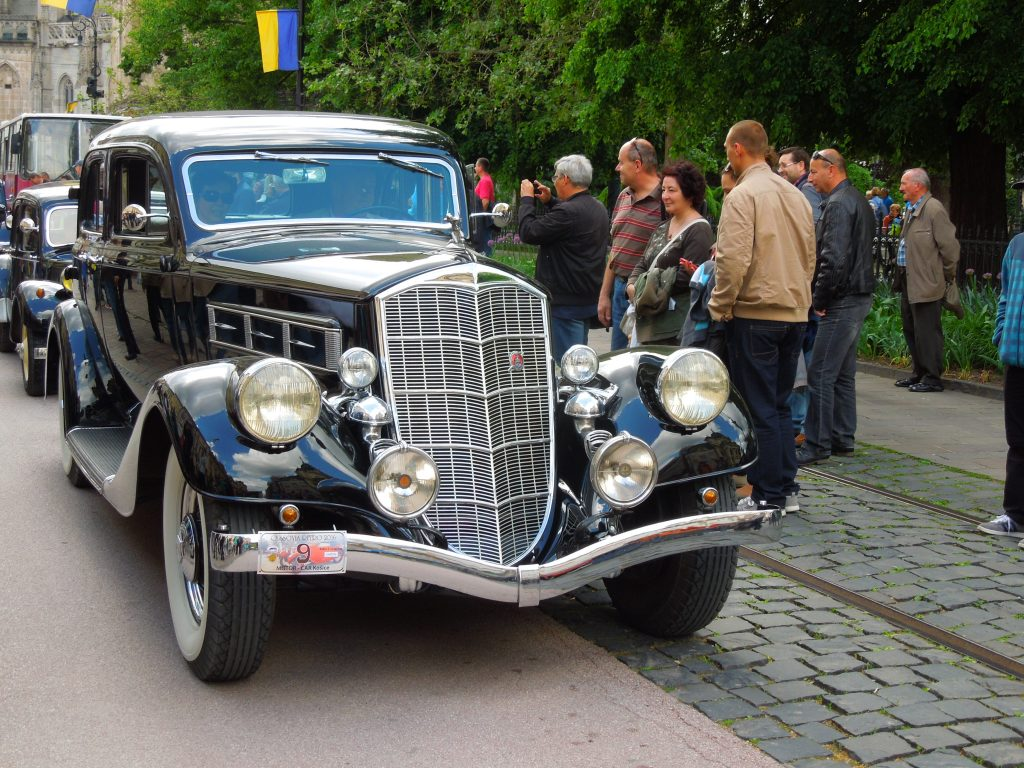 Pierce-Arrow 1934 года