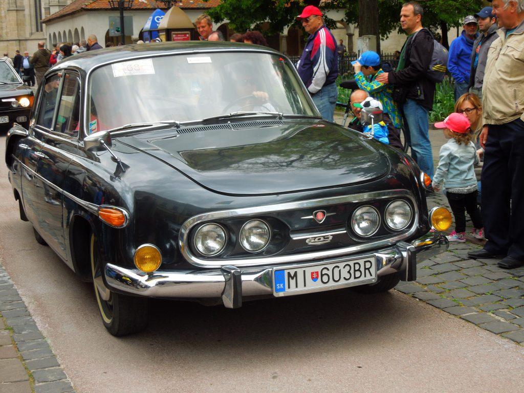 Tatra 603 1968 года