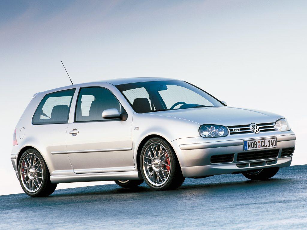 Volkswagen Golf GTI 25th Anniversary