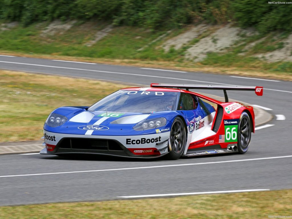Ford GT 2016 года