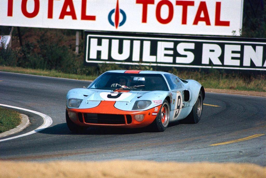 Гонки в Ле-Мане 1968 и 1969 годов выигрывал один и тот же автомобиль