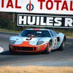 Гонки в Ле-Мане 1968 и 1969 годов выигрыал один и тот же автомобиль