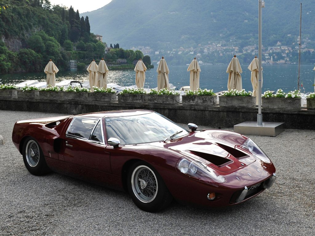 Ford GT40 MkIII 1967 года