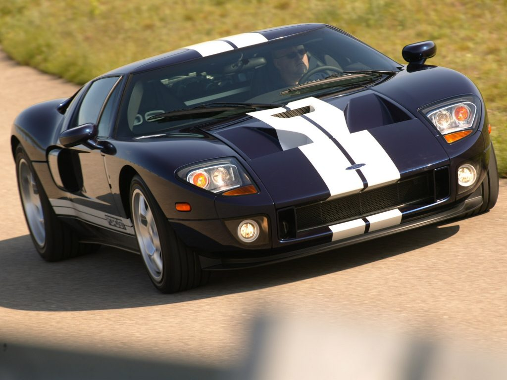 Ford GT 2005 года