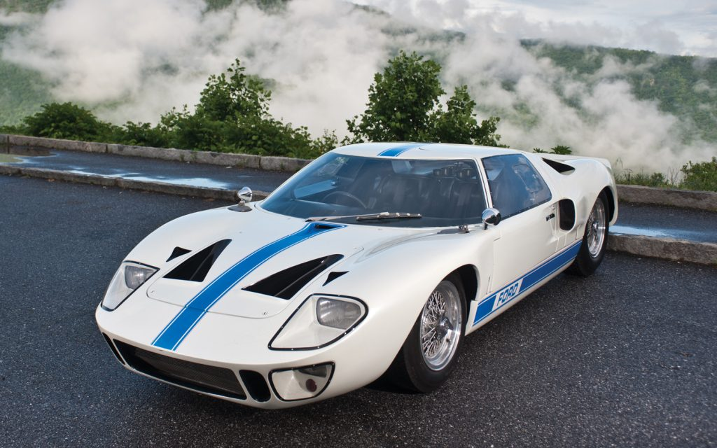 Ford GT40 MkI 1964 года