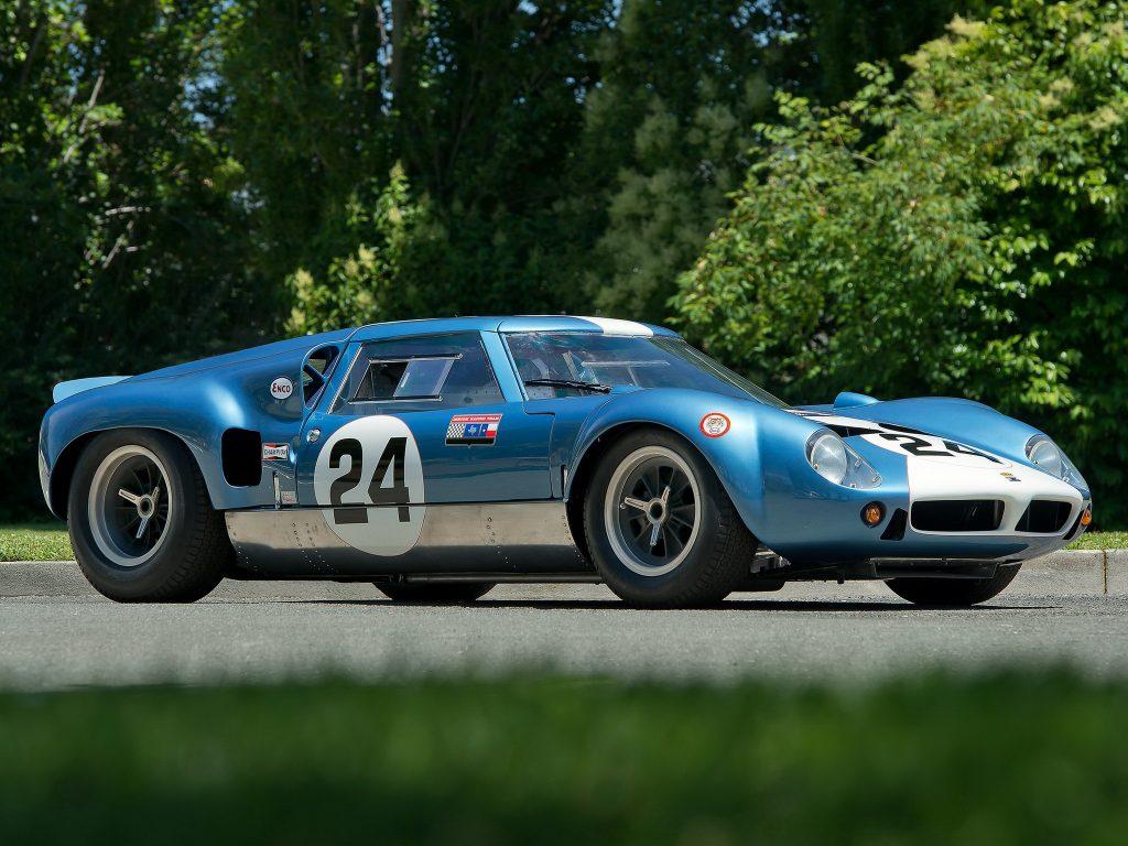 Lola MkVI GT 1963 года
