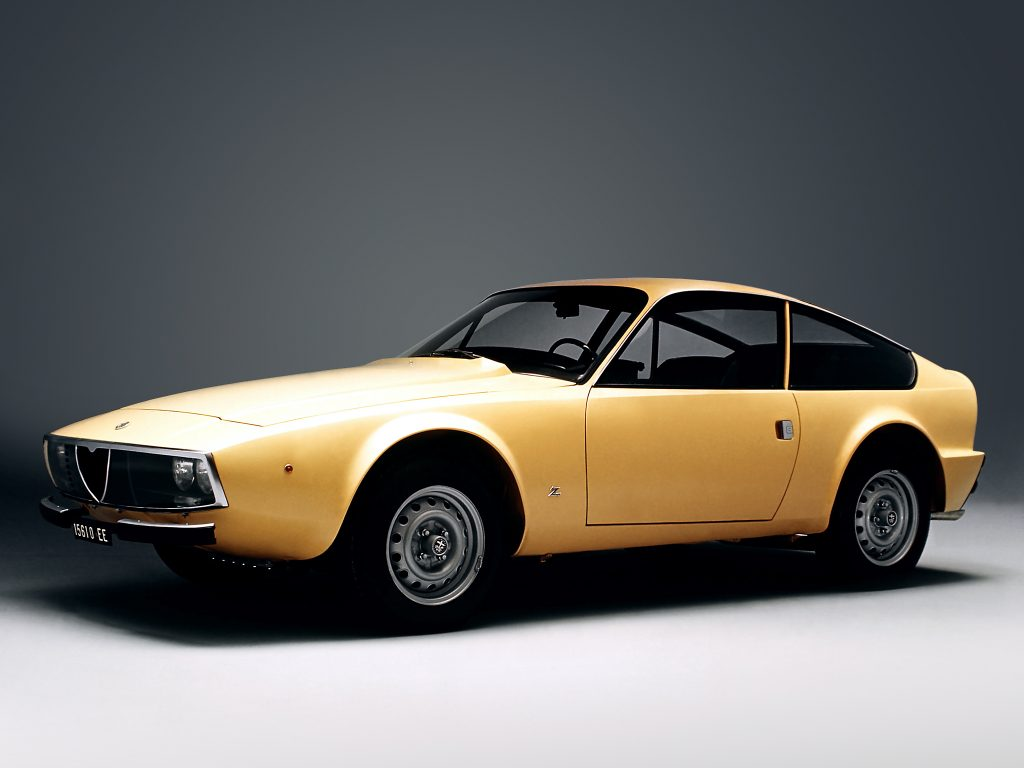 Alfa Romeo GT Junior Z, 1969 год