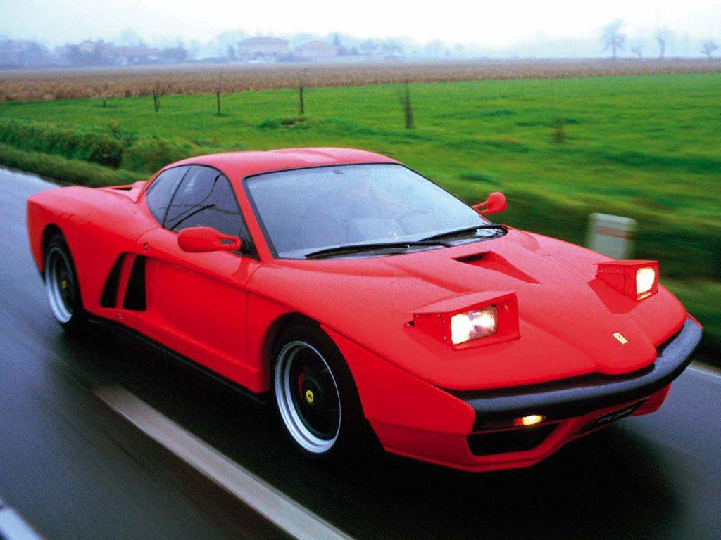 Ferrari FZ93 1993 года