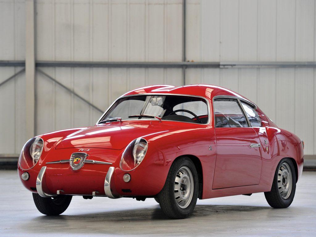 Fiat Abarth 750 1958 года
