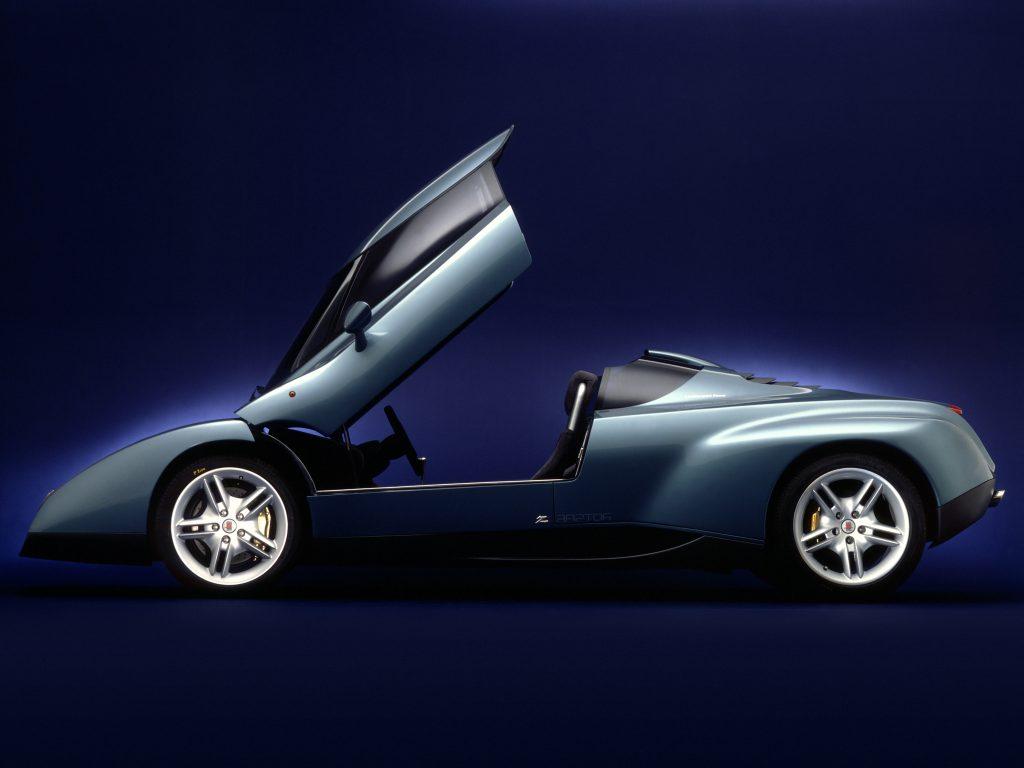 Lamborghini Raptor 1996 года