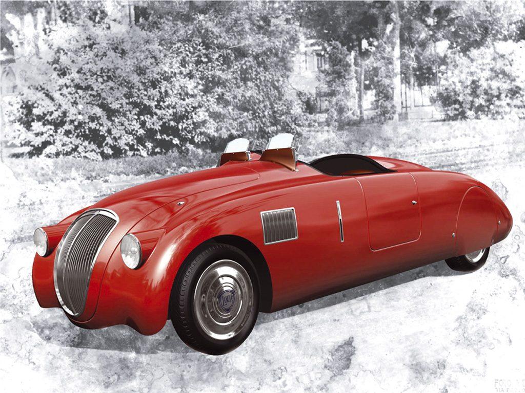 Lancia Aprilia Sport Zagato, 1938 год