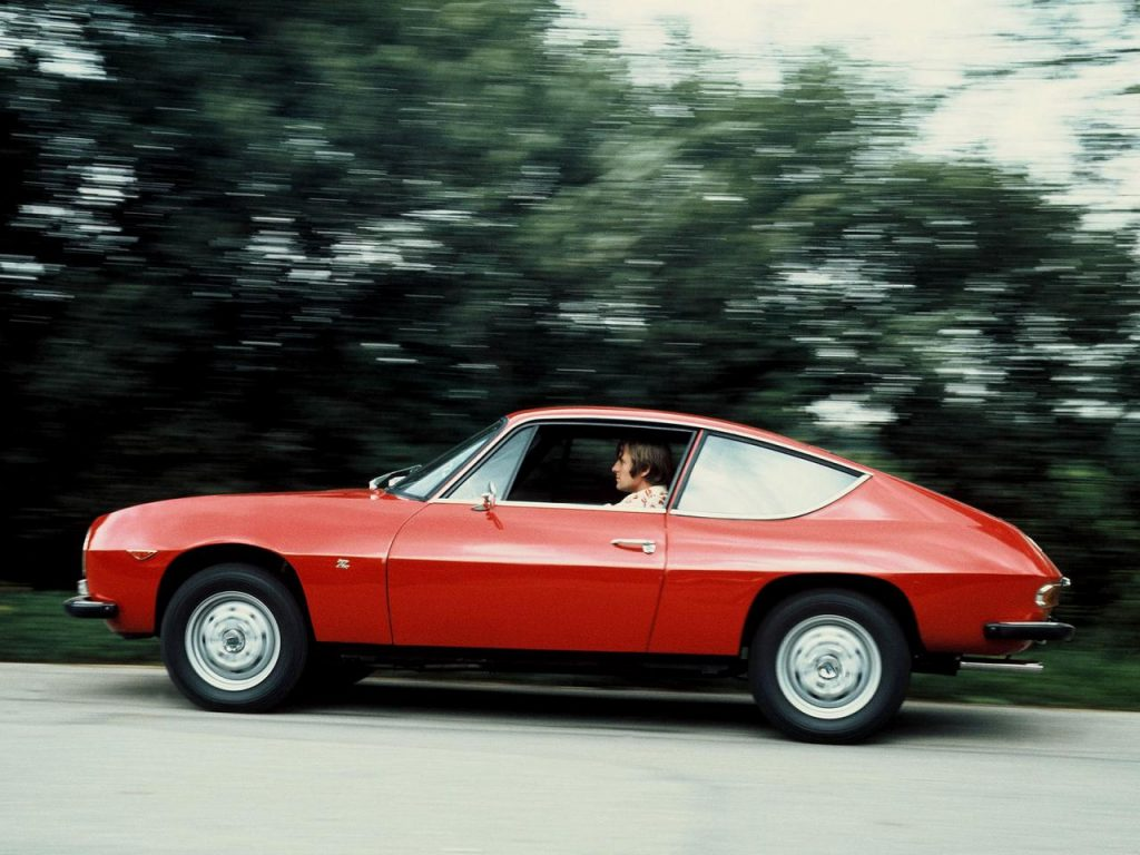Lancia Fulvia Sport 1965 года