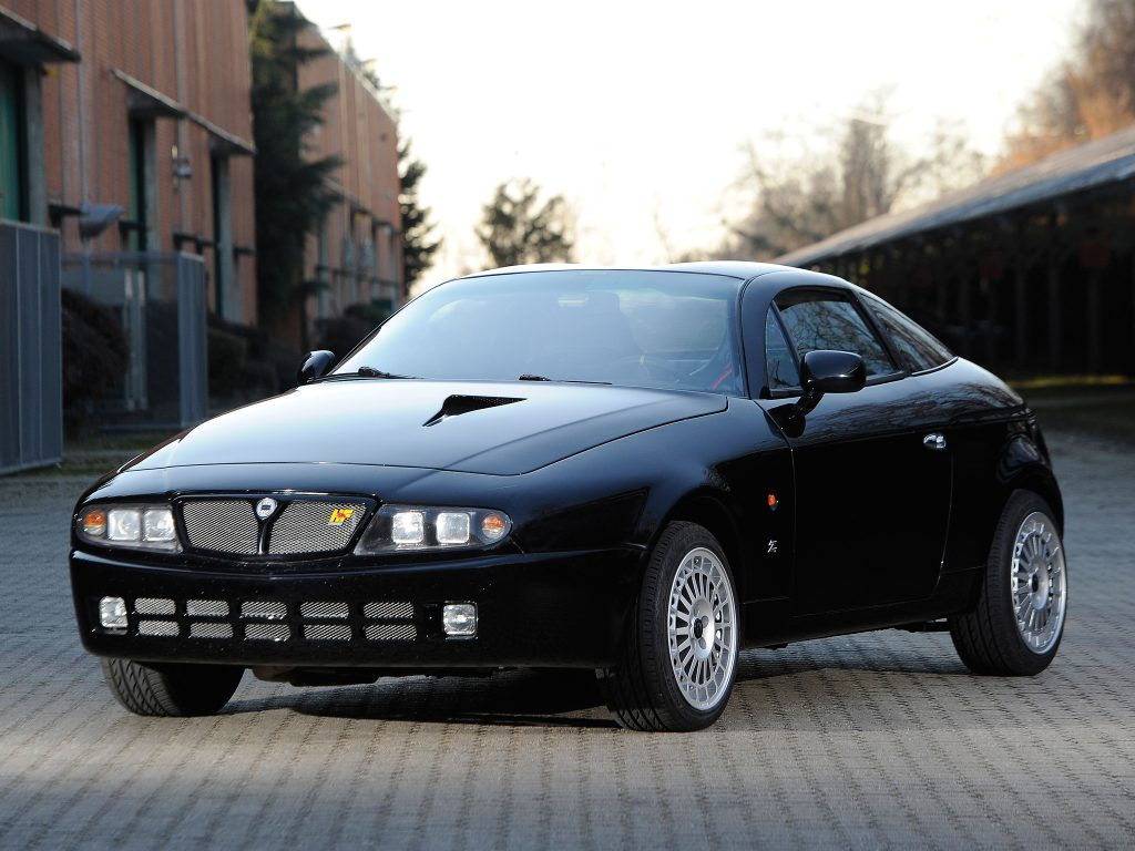 Lancia Hyena 1992 года