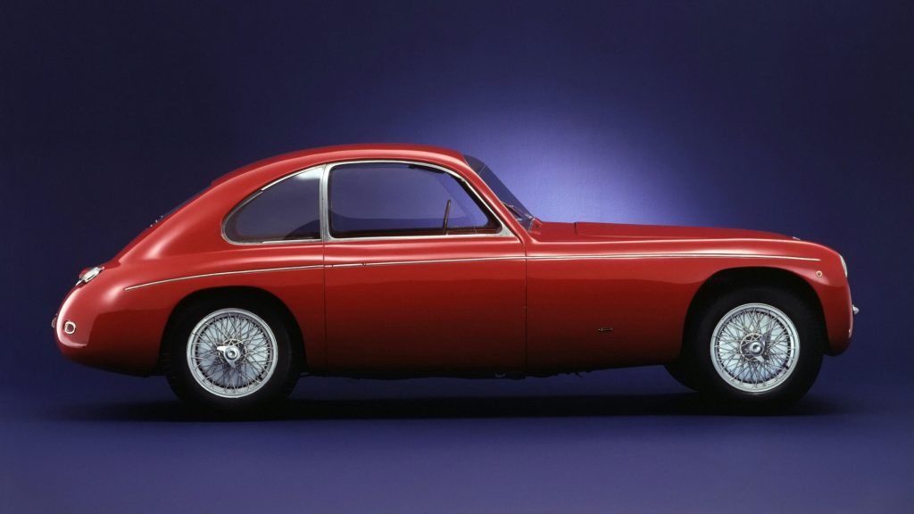 Maserati A6 1500 Coupe Panoramica 1949 года