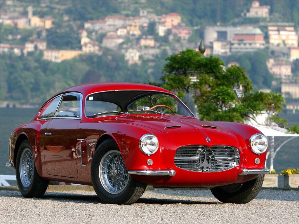 Maserati A6G 2000 Coupe, 1954 год
