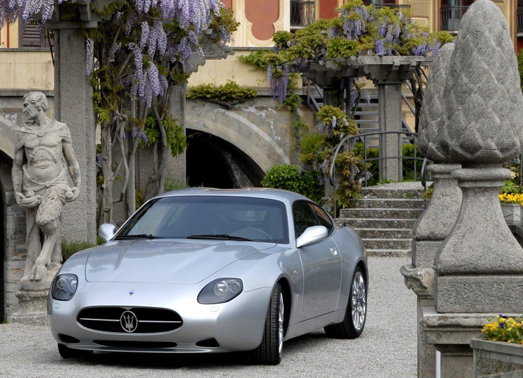 Maserati GS Zagato, 2007 год