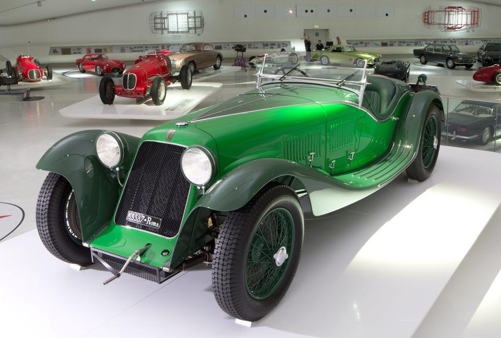 Maserati Tipo V4 1930 года
