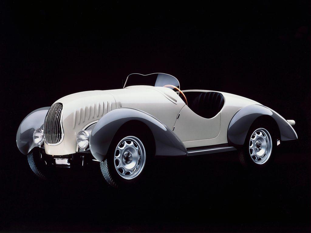 Siata 750 Gran Sport 1937 года