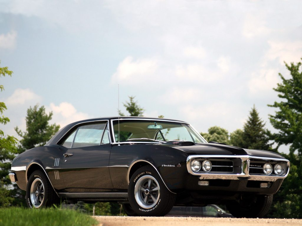 Pontiac Firebird 1967 года