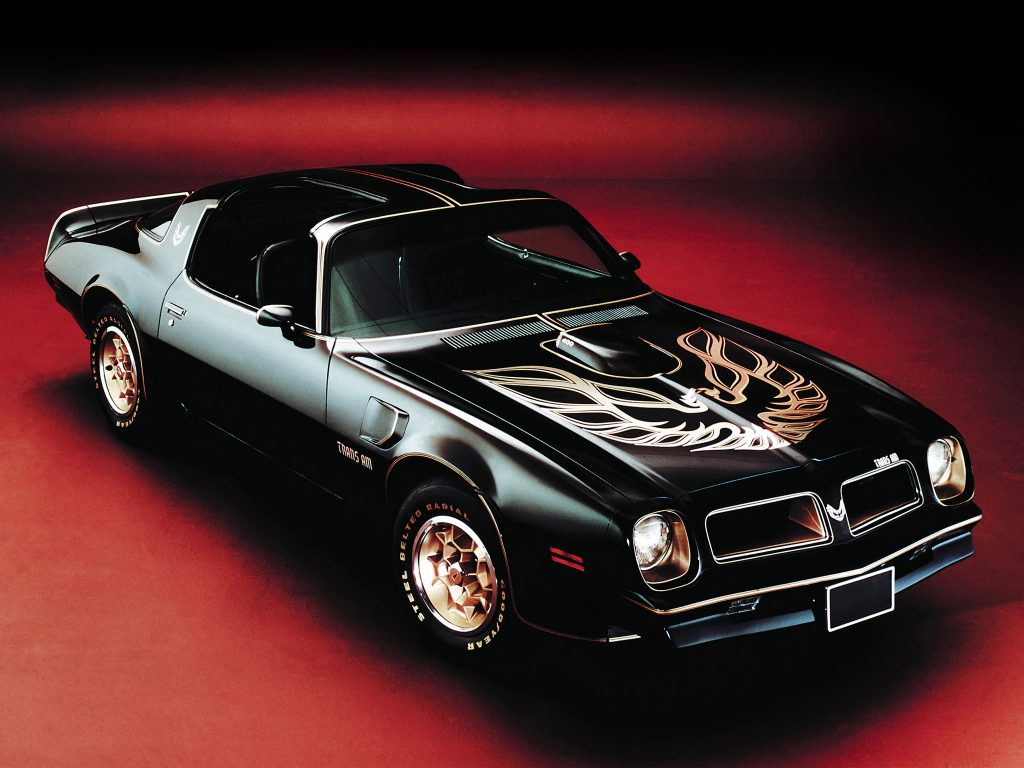 Pontiac Firebird Trans Am 1975