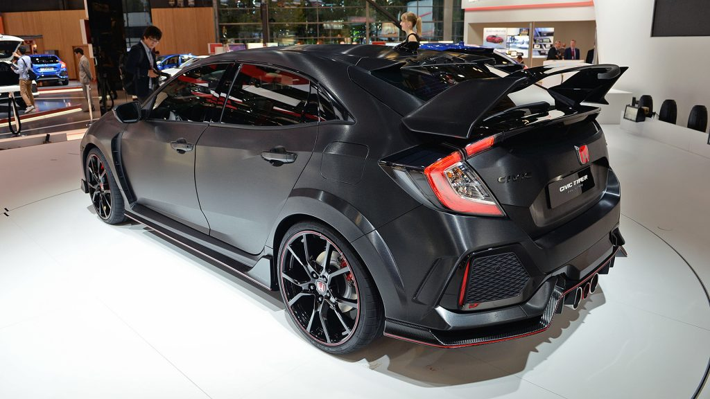Honda Civic Type R 2016