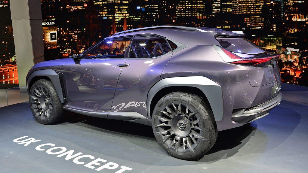 Lexus UX 2016