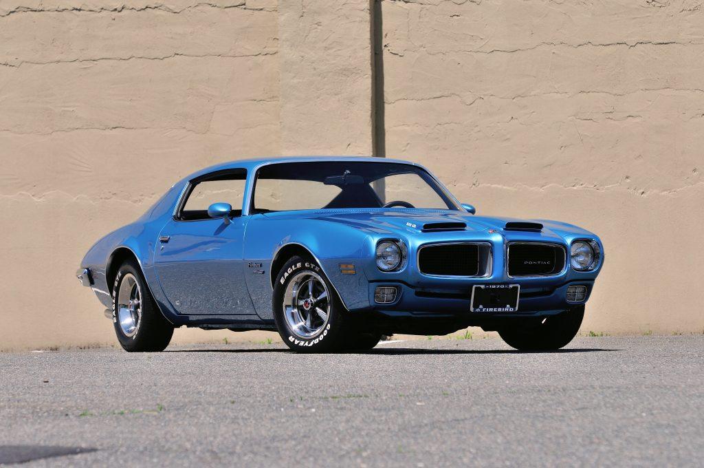 Pontiac Firebird 1970 года