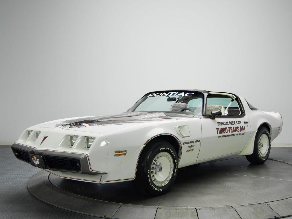 Pontiac Firebird 1980