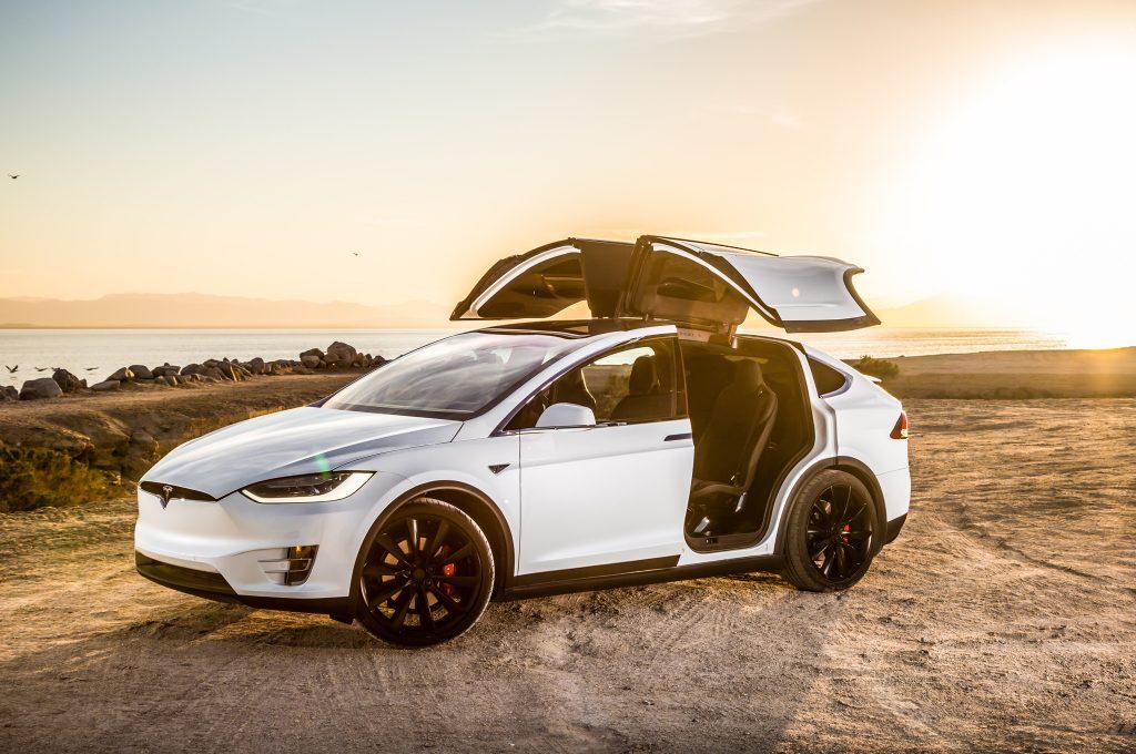Двери Tesla Model X 2016