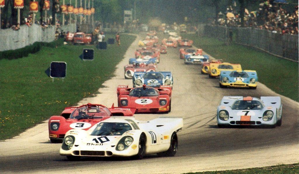 Ле-Ман 1970 года