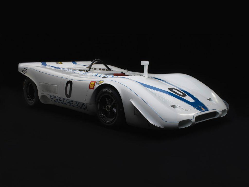 Прототип Porsche 917 Spyder 1970 года