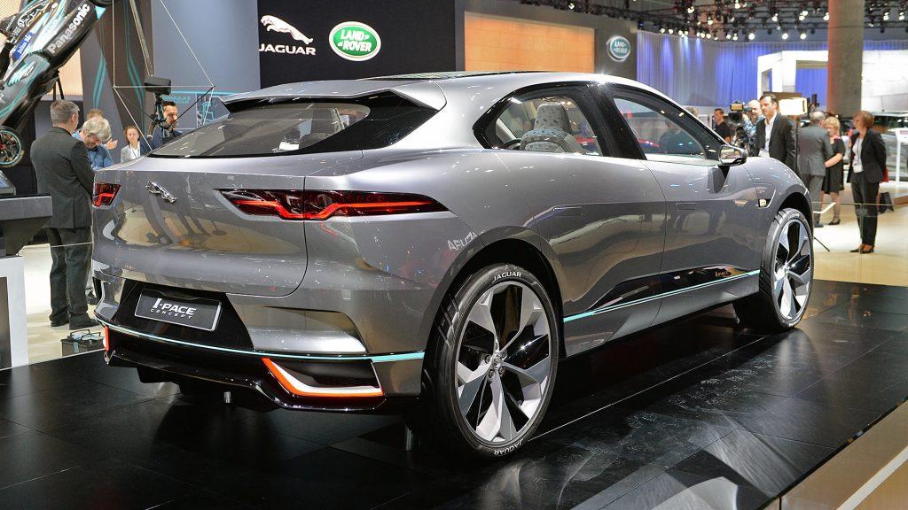 Jaguar I-Pace 2016