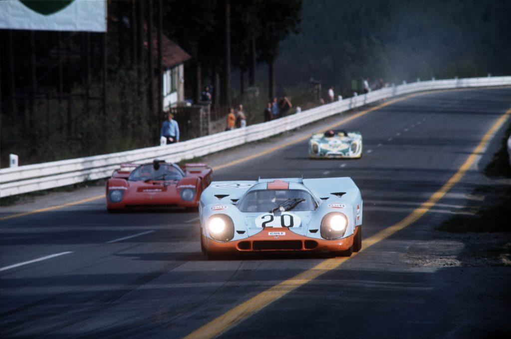 Porsche 917 против Ferrari 512M