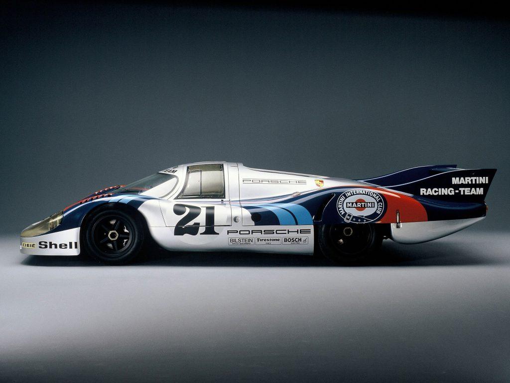 Porsche 917L 1971 года