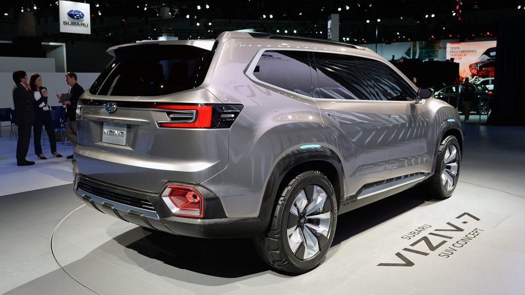 Subaru Viziv-7 2016