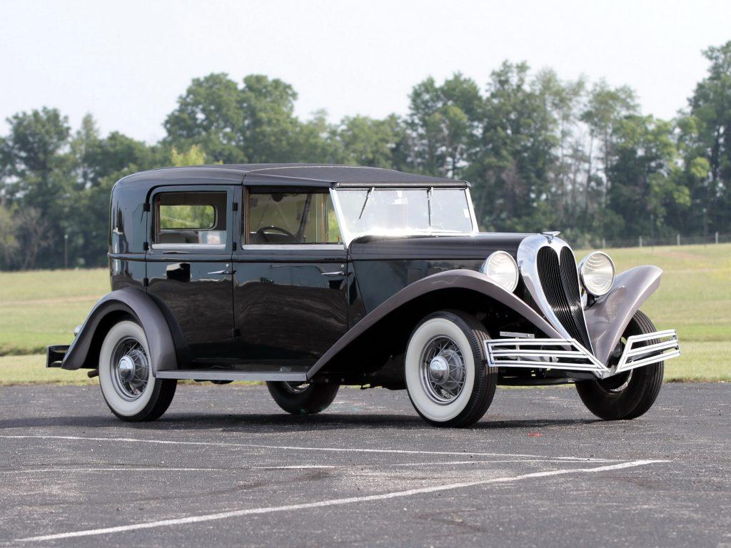 Лимузин Ford V8