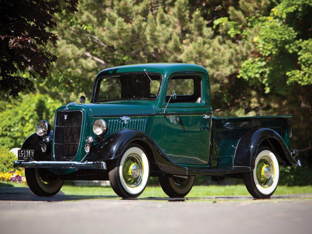 Пикап Ford V8 1935 года