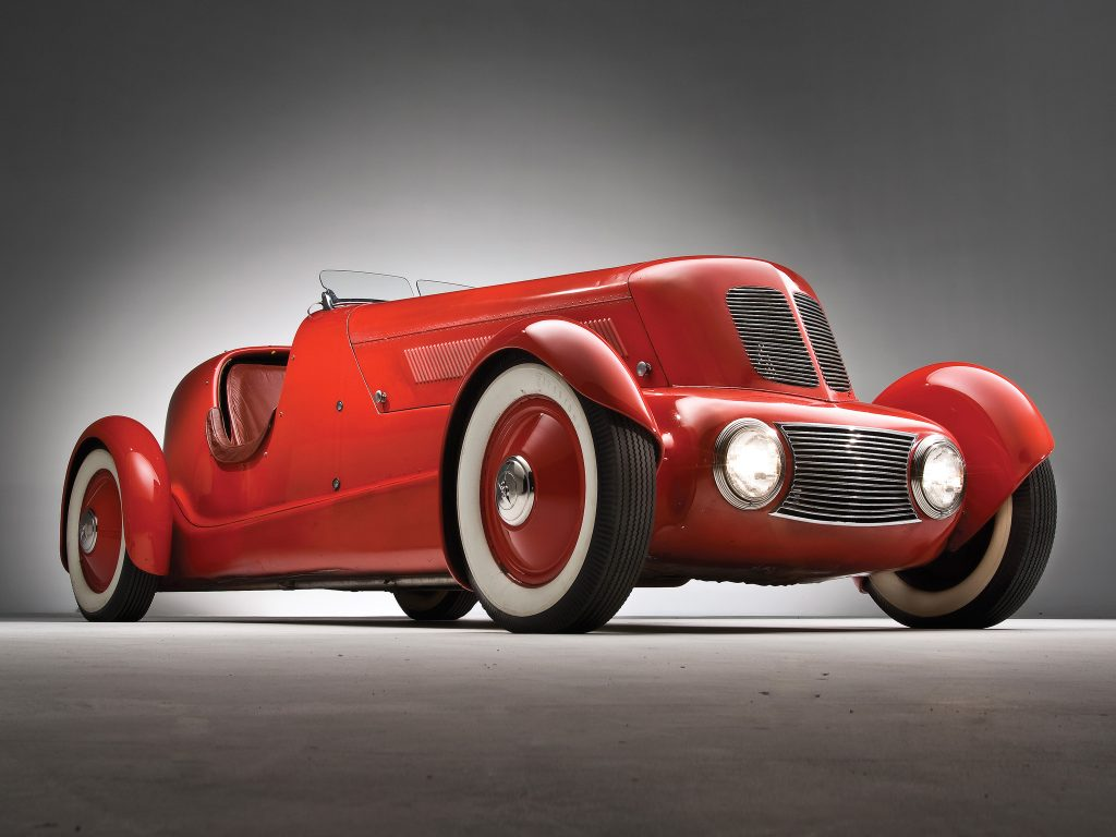 Ford Model 40 Special Speedster 1934 года