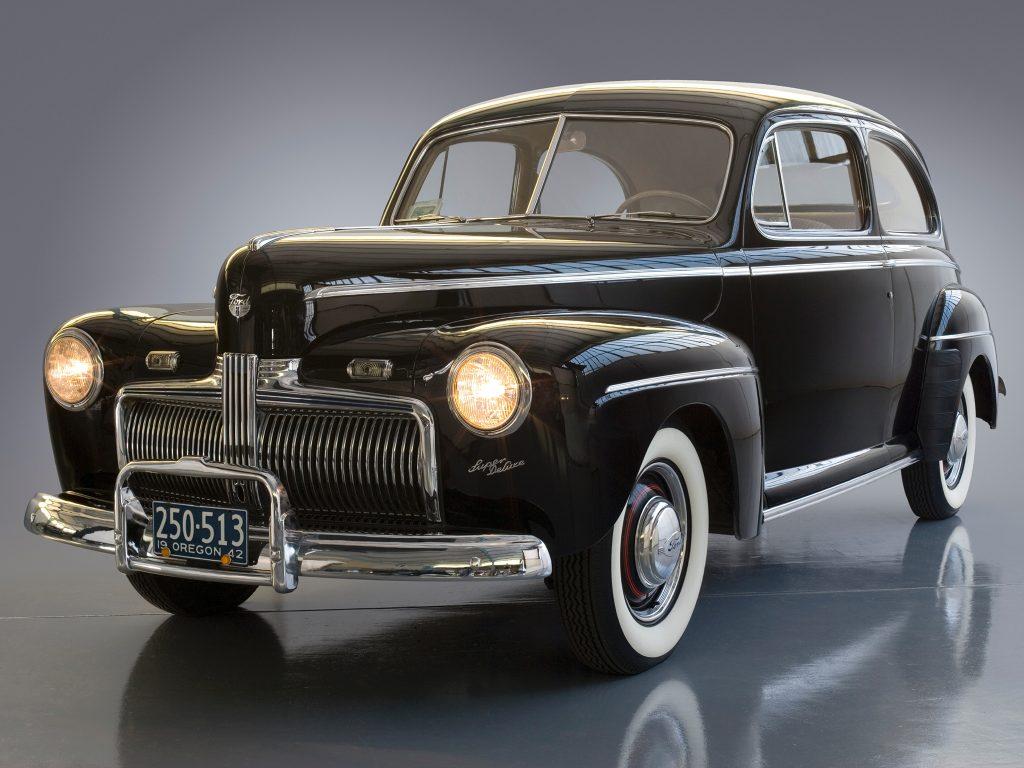 Ford V8 1942 года
