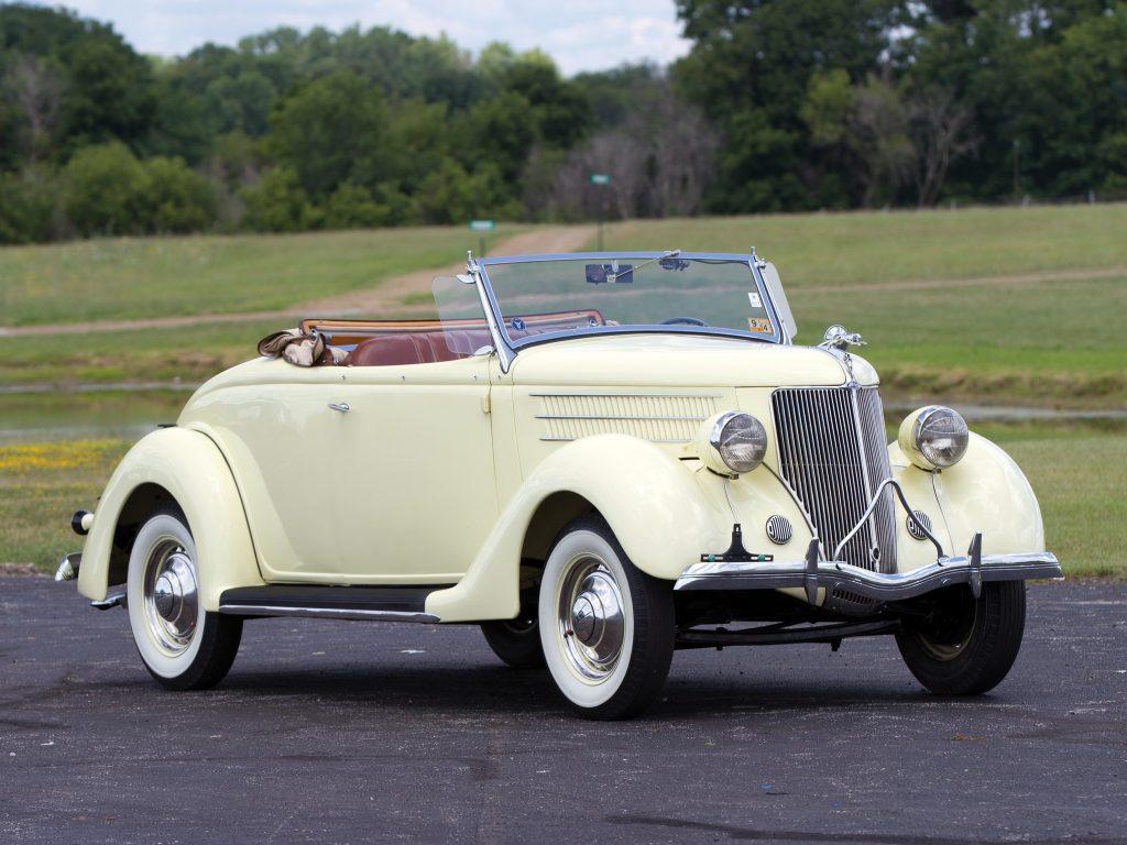 Ford V8 Roadster 1936 года