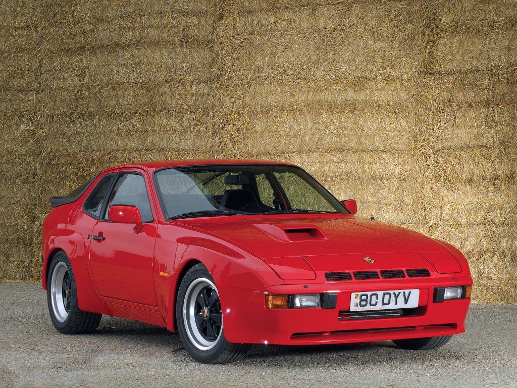 Porsche 924 Carrera GT 1981 года