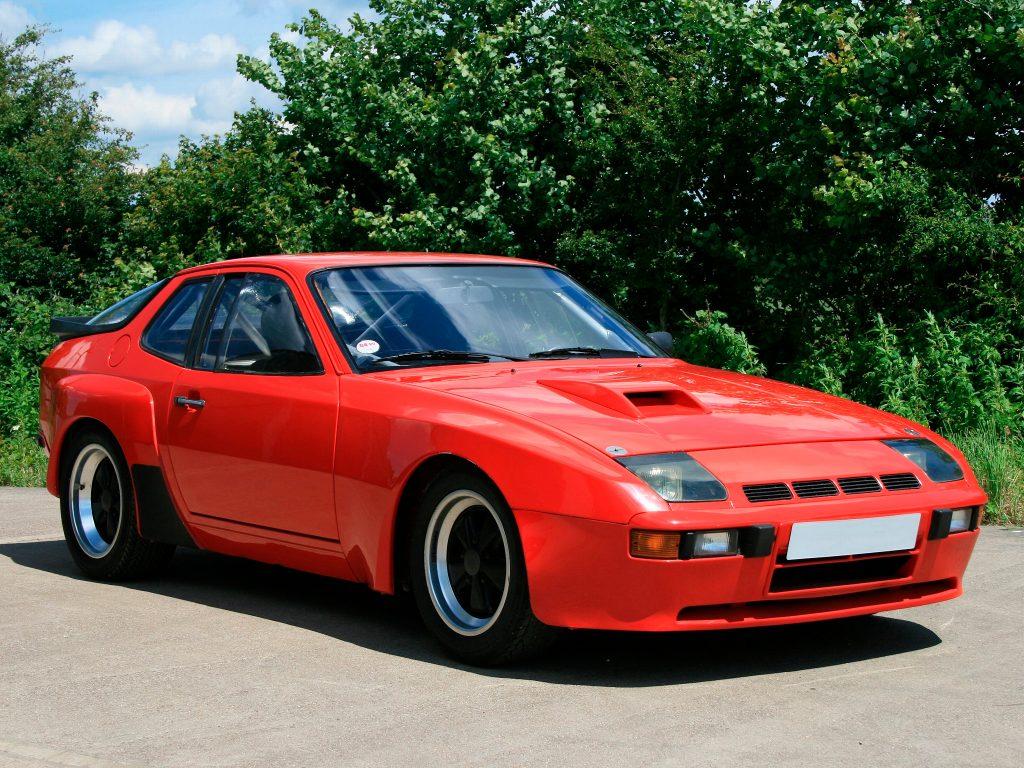 Porsche 924 Carrera GTS получил 245-сильный турбомотор