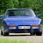 Porsche 944 Turbo, 1985 год
