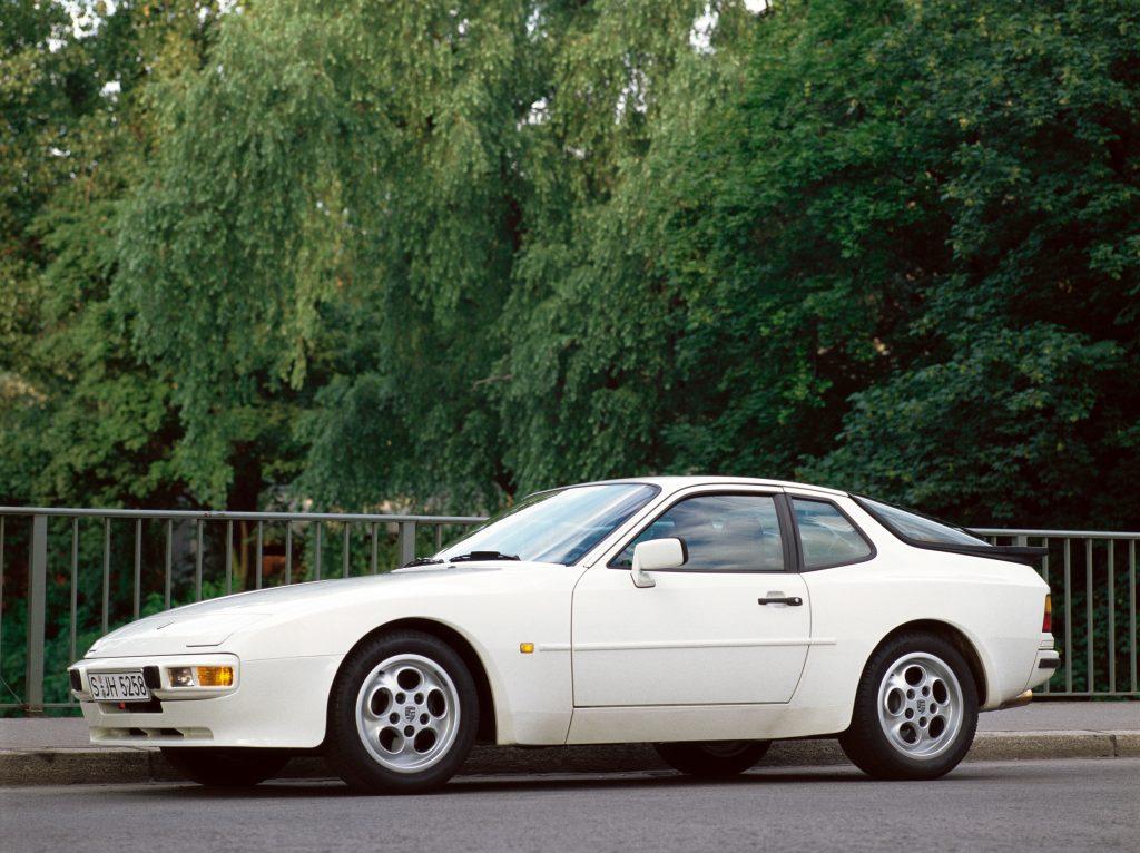Porsche 944S 1987 года