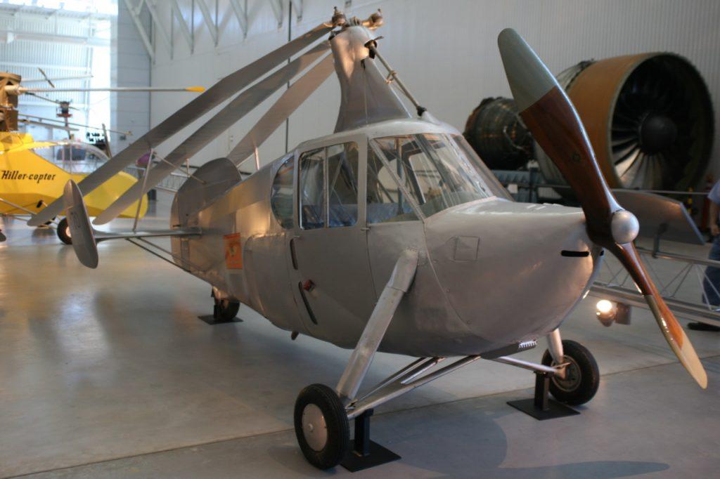 Autogiro Company of America AC-35 1936 года