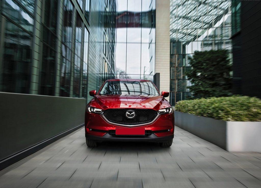 Mazda CX-5 2017, вид спереди